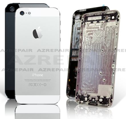 iPhone 5 Backcover + Midframe vervangen