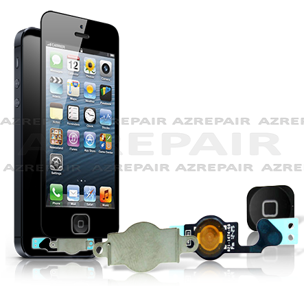iPhone 5 Reparation Bouton Home