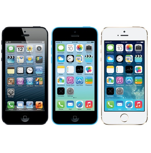 iPhone 5S & 5C reparatie
