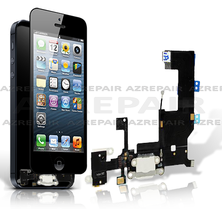 iPhone 5 R�paration Connecteur De Charge